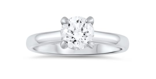ring-diamond-round-solitaire-platinum-denis-fairhead-jewellers