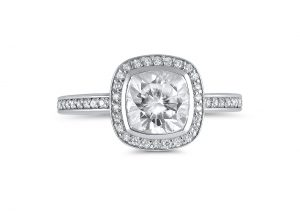 ring-engagement-1.0ct-cushion-moissanite-diamond-flat-denis-fairhead-custom-jewelry-ottawa